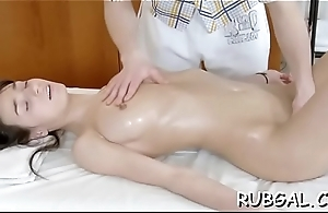 Slim nymph is always ready to get her bawdy cleft pleasured