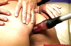 Smalltits beauty punished and dominated