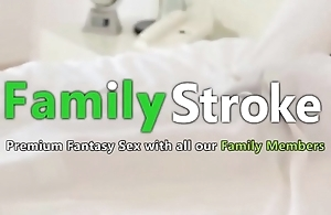 FamilySTROKE.net - Fancy Daughter Needs Dads Cock instead School