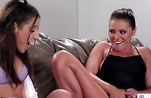 Bachelorette party turns into a squirting orgy - Adriana Chechik, Abella Danger and Luna Star
