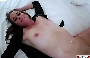 Classy mature stepfather needs care and satisfaction