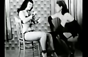 Bettie Page For everyone Tied Up