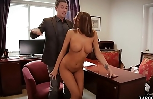 Big natural boobs wife revenge fucks a plastic surgeon