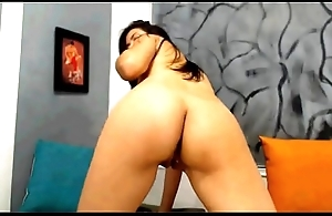 AMAZING MODEL ANAL AND FULL BODY SHOW