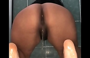 Wife Pissing Doggystyle