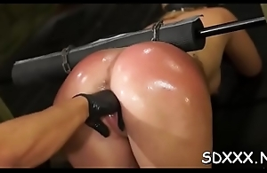 Rough sex treatment for gorgeos babe with huge titties