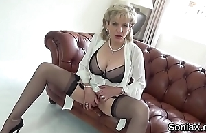 Unfaithful uk milf gill ellis showcases their way huge tits