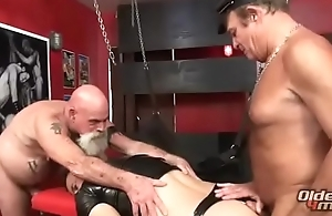 gay two paterfamilias sucking young boy