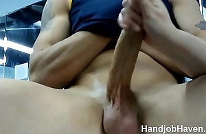 big cock workout