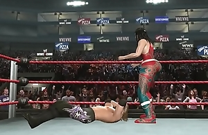 stephanie vs zack ryder clip