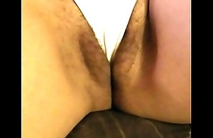 Look how hungry my wife'_s pussy lips are..