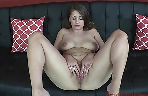 Curvy Russian Big Tit Teen Ivy Rose Spreads Her Pussy &amp_ Ass