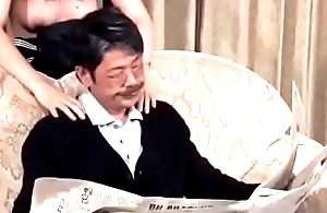 Japanese schoolgirl gets orgasm in front of her father (Full: bit.ly/2zvRJeR)