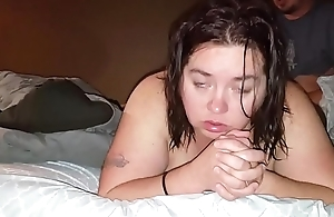 Sexy BBW and Her Crest Faces