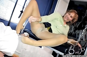 Chastity Games: Mature Milf Loves Tease and Denial