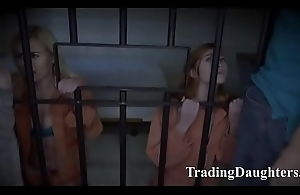 Dads bail daughters out of jail to fuck them WTF