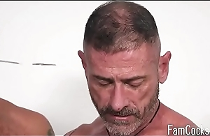 Daddy wants to play with his sons- FAMILYDICKSOME